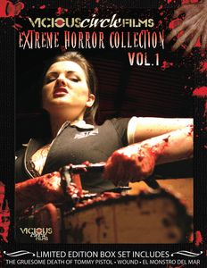Vicious Circle Films Extreme Horror Collection: Volume 1