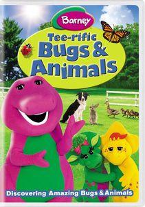Barney: Tee-Rific Bugs And Animals