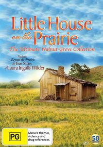 Little House on the Prairie: The Ultimate Walnut Grove Collection [Import]