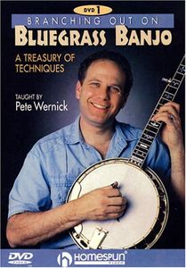 Bluegrass Banjo: Volume 1