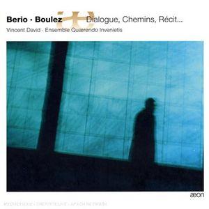 Chemins 4 Cinq Duos Quatre Duos Recit /  Boulez