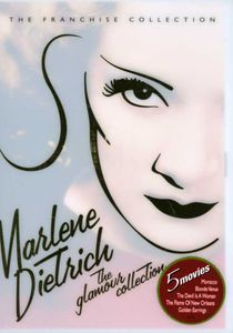 Marlene Dietrich: The Glamour Collection