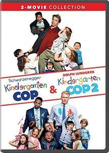 Kindergarten Cop /  Kindergarten Cop 2: 2-Movie Collection