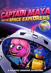 Captain Maya & The Space Explorers