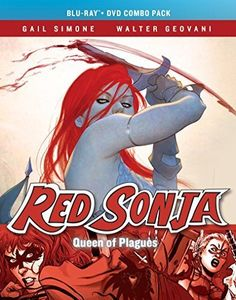 Red Sonja: Queen of Plagues