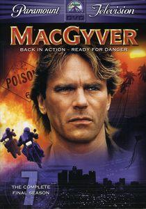 MacGyver: The Complete Seventh Season (The Final Season)