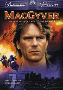 MacGyver: The Complete Seventh Season (The Final Season)