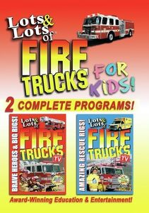 Lots And Lots of Firetrucks 2 Program Set
