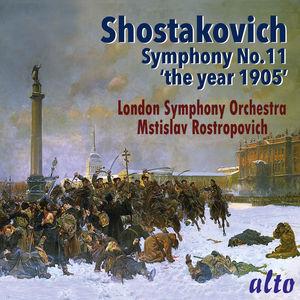 Shostakovich: Symphony No.11 The Year 1905