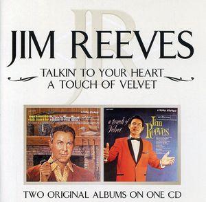Talking to Your Heart /  Touch of Velvet [Import]