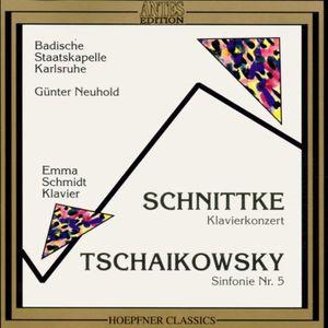 Symphony No 5 /  Cto PN & String Orchestra