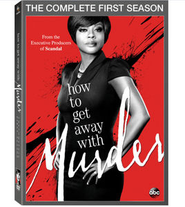 How to Get Away With Murder: The Complete First Season