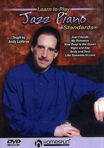 Learn to Play Jazz Piano Standards