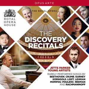 Discovery Recitals /  Jette Parker Young Artists