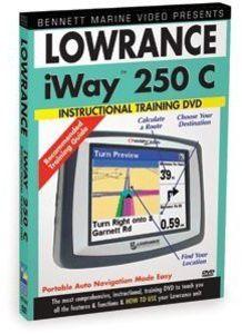 Lowrance Iway 250C