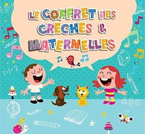 Le Coffret Des Creches & Maternelles /  Various [Import]