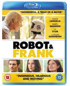 Robot & Frank [Import]