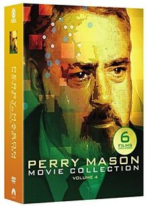 Perry Mason Movie Collection: Volume Four