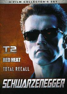 Schwarzenegger: 3-Film Collection