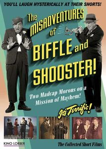 The Misadventures of Biffle and Shooster