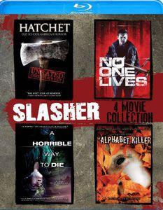 Slasher 4-Pack
