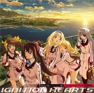 Is (Infinite Stratos) - 2 Igniton Hearts Shudaikas [Import]