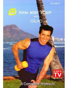 Gilad: Total Body Sculpt: Volume 5
