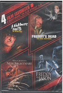 4 Film Favorites: A Nightmare on Elm Street 5-8
