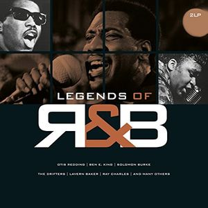 Legends Of R&B /  Various [Import]