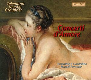 Concerto E Major for Transverse Flute
