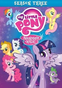 My Little Pony Friendship Is Magic: Season 3