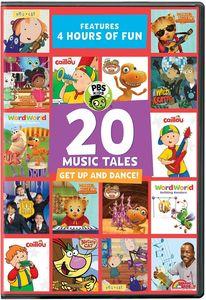 PBS KIDS: 20 Music Tales