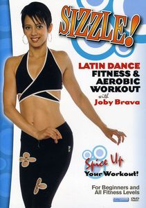 Sizzle! Latin Dance Fitness and Aerobic Workout