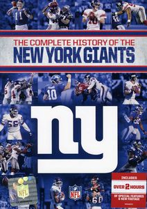 The Complete History of the New York Giants