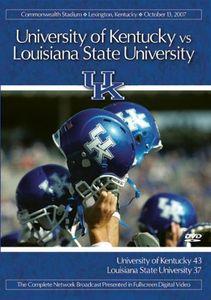 2007 Kentucky Vs. LSU