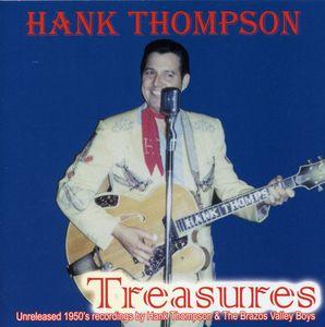 Treasures-Unreleased Songs of 1950's