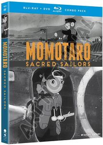 Momotaro: Sacred Sailors + Spider and Tulip - The Movie