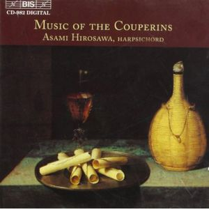 Music of the Couperins: 150 Years of Harpsichord