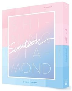 2016 Like Seventeen: Shining Diamond Concert DVD [Import]