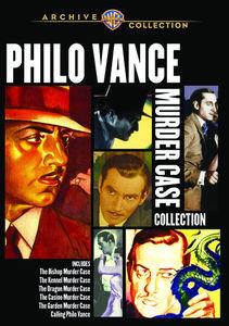 Philo Vance Murder Case Collection