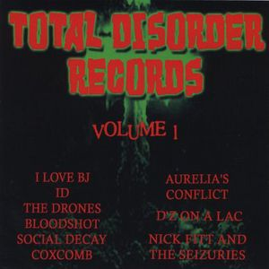 Total Disorder Records Comp. 1 /  Various
