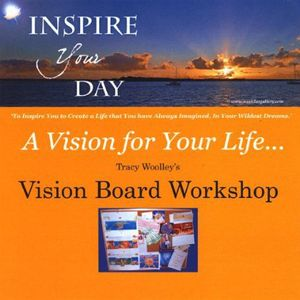 Vision Board Workshop-A Vision for Your Life