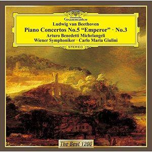 Beethoven: Piano Concertos No. 5