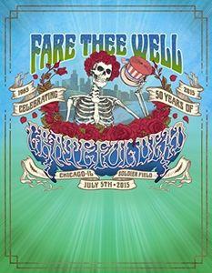 Grateful Dead: Fare Thee Well