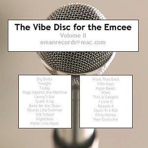 Vol. 2-Vibe Disc for the Emcee