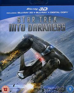 Star Trek Into Darkness (3D + BD + Digital Copy) [Import]