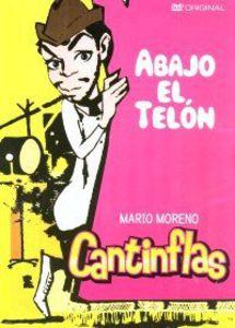 Cantinflas: Abajo El Telon [Import]