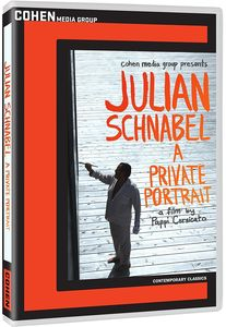 A Julian Schnabel: Private Portrait