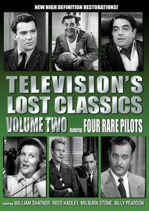Television's Lost Classics: Volume 2: Four Rare Pilots