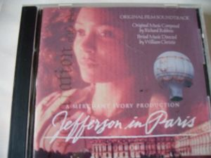 Jefferson in Paris [Import]